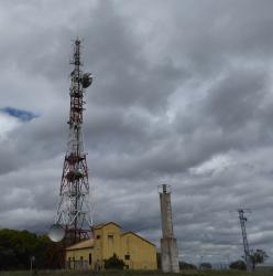 Repetidor de Radio Relevada. Meneses Cuenca.