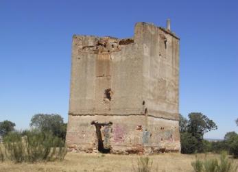 Torre Telegrafía Óptica en Labajos. Segovia