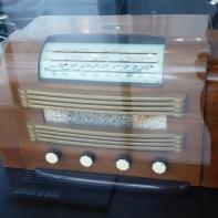 Receptor de Radio 1948. MUNCYT