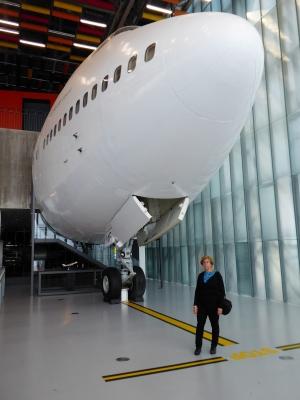 Boeing 747. MUNCYT