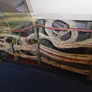 Boeing 747. Formas de cable. MUNCYT