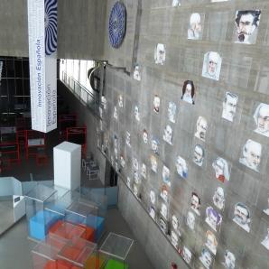 Sala Innovación Española. MUNCYT