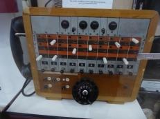 Centralita Manual Ericsson de clavijas 1935.