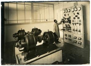 Granollers sala de motores