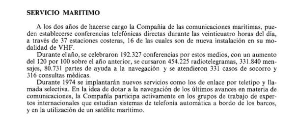 Servicio Martimo Memoria 1973 pagina 39