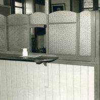 Estación telegráfica. 1976. Fuente Museo Postal y Telegráfico