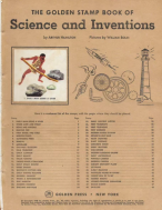 Science and Inventions 1958. Indice