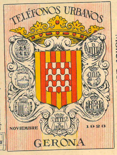 Guia Gerona 1923