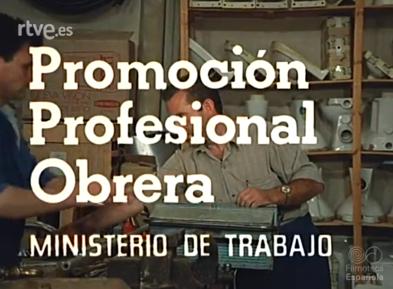 Portada NODO Promocion Profesional Obrera 1971