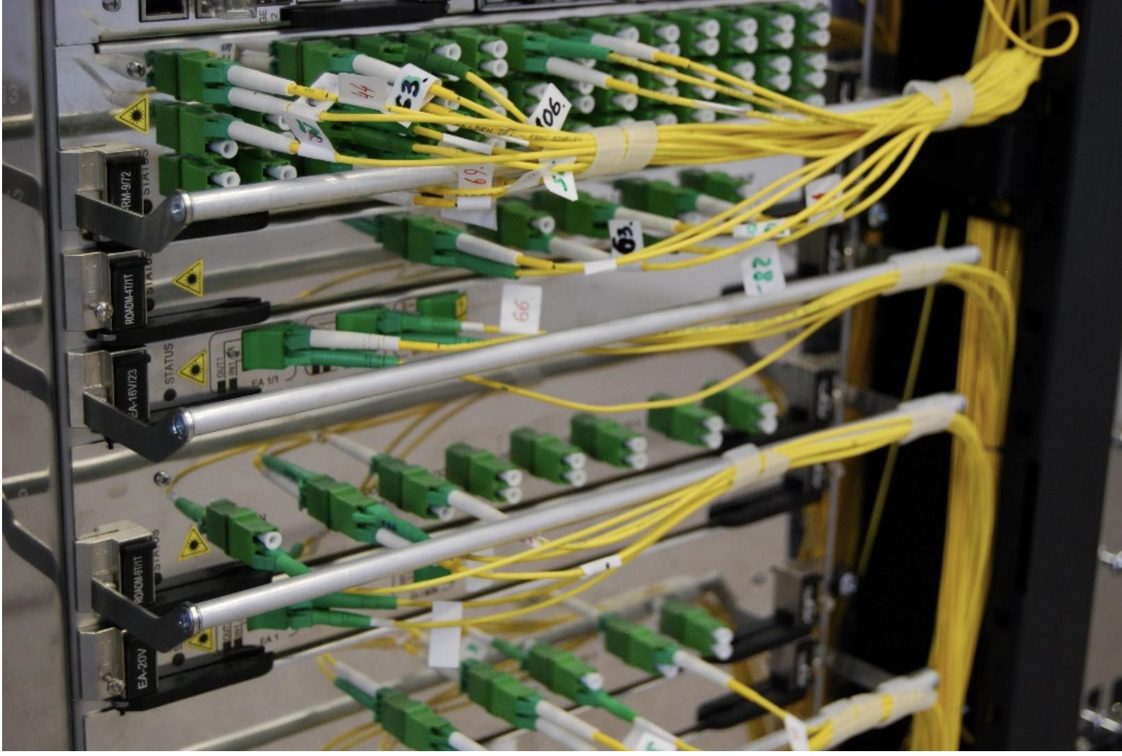 4 Conectores IP