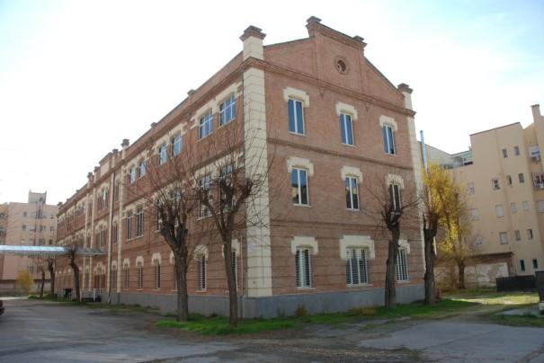 Edificio del Archivo General e Histórico de Defensa, Madrid. Imagen tomada de la página web del archivo