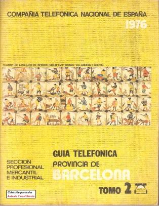 1976 Barcelona Provincia