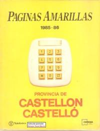 1985 Castellón