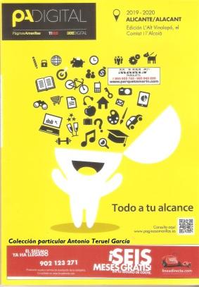 2019 Alicante Alcoià