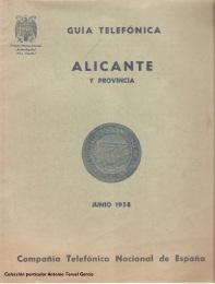 1958 Alicante