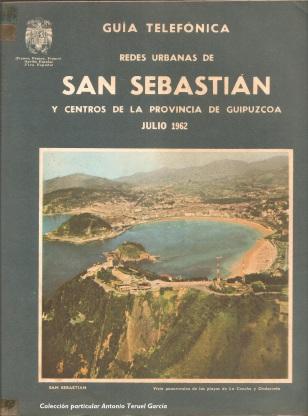 1962 Gipuzkoa