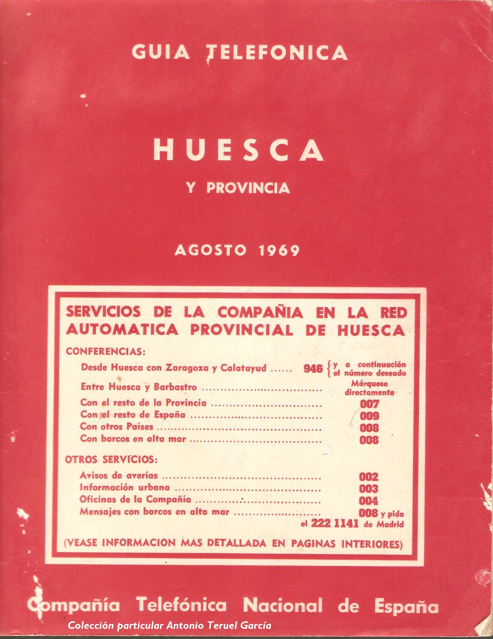 1969 Huesca