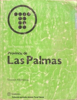 1985 Palmas Las